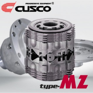 Limited Slip Differential (LSD) - Type MZ