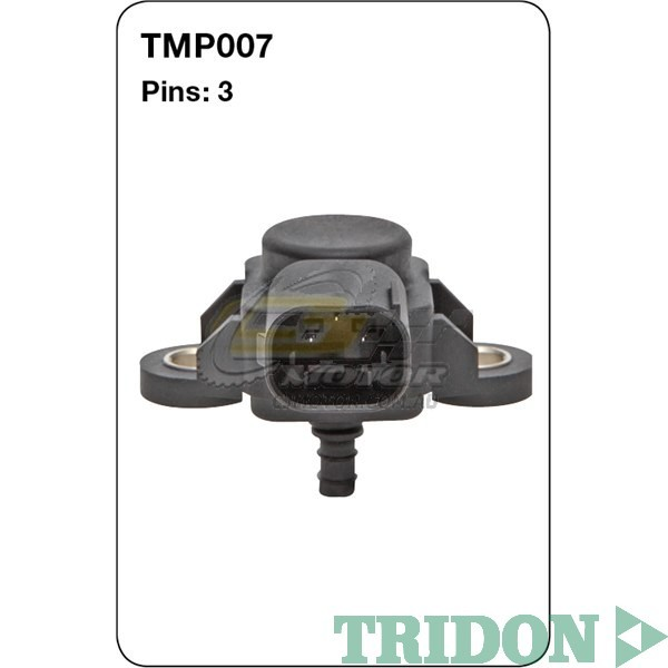 Map Sensor W203: TRIDON MAP SENSOR FOR Mercedes C-Class C270 CDI W203 01/05